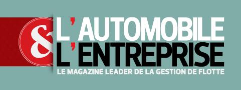 logo l'automobile et l'entreprise