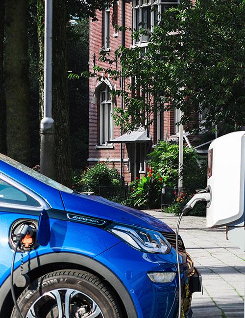 recharge véhicules électriques See You Sun