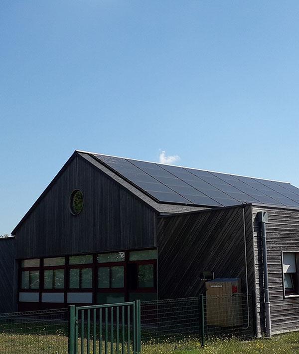 Toiture solaire Seeyousun